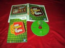 Buy PRICE IS RIGHT Wii DISC MANUAL ART & CASE NEAR MINT SHIPS SAME DAY OR NEXT