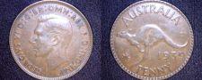 Buy 1939 Australian 1 Penny World Coin - Australia