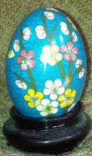 Buy Ornate/Decorative Vintage Fabrique Egg / Faux / Very Ornate & Collectable