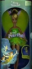 Buy Vintage Disney Peter Pan Tinkerbelle Flying MATTEL Doll