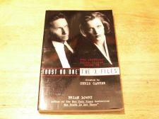 Buy Xfiles - Trust No One Book HarperPrism 1996 -Third Season Guide