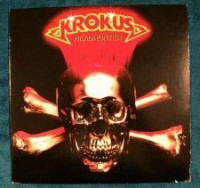 """Buy KROKUS """" Headhunter """" 1983 Metal LP"""