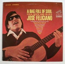 Buy JOSE FELICIANO ~ A Bag Full Of Soul 1966 Folk, Rock and Blues LP