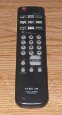 Buy Hitachi CLU 691GR TV Remote 20SA4B 20VR4B 27CX33 27CX38 27CX3B 27CXVB CT2995B