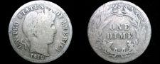 Buy 1912-P Barber Dime Silver