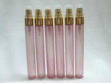 Buy 12 Empty Spray Bottles Atomizer Glass Bottles Gold Cap Fragrance Perfume 10 ml