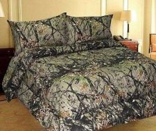Buy Bedding Camo Brown Camoflauge SOFT QUEEN SIZE Bed Sheets Microfiber Material New