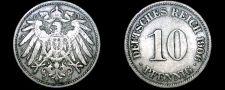 Buy 1906-F German 10 Pfennig World Coin - Germany