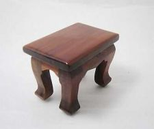 Buy TEAK WOOD TABLE FURNITURE WORSHIP BUDDHA OR FLOWER THAILAND SMALL SIZE