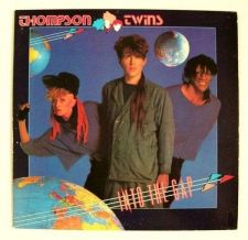 Buy THOMPSON TWINS Into The Gap 1984 New Wave/ Pop Rock LP