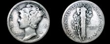 Buy 1919-P Mercury Dime Silver
