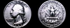 Buy 1953-D Washington Quarter Silver
