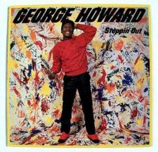 "Buy GEORGE HOWARD "" Steppin' Out "" 1984 Jazz LP"