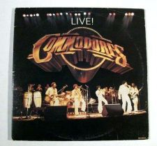 "Buy THE COMMODORES ~ Commodores "" Live "" 1977 Double R&B / Pop LP"