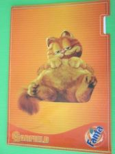 "Buy FANTA Promotion Item Garfield The Movie in Theaters October,2004 Size 8.5"" x 12"""