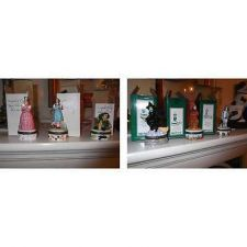 Buy Dorothy Glenda Tin Man Scarecrow Witch Lion PHB Porcelain Box Wizard of Oz set