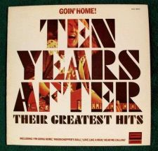 "Buy TEN YEARS AFTER "" Goin' Home! "" 1975 Rock LP"