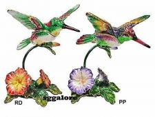 Buy New RUCINNI Swarovski Crystals BeJeweled HUMMINGBIRD Trinket Jewelry BOX Birds