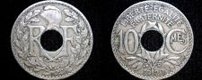 Buy 1920 French 10 Centimes World Coin - France