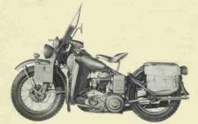 Buy HARLEY DAVIDSON WLA SERVICE & PARTS MANUALs 270pgs with WW2 Motorcycle Repair