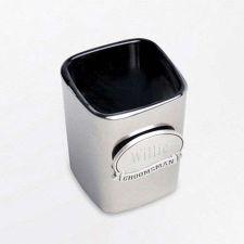 Buy Metallic Shot Glass with Pewter Medallion - Free Engraving
