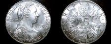 Buy 1967 Austrian 25 Schilling Silver World Coin - Austria Maria Theresa