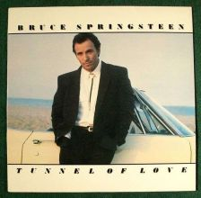 "Buy BRUCE SPRINGSTEEN "" Tunnel Of Love "" 1987 Rock LP"