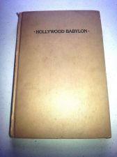 Buy HOLLYWOOD BABYLON by K. Anger RARE 1st Ed 1975-American Movies Celebrities