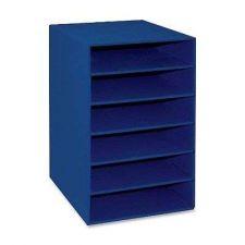 Buy Keepers 6 Shelf Organizer Blue School Office Classroom Home Supply Storage New