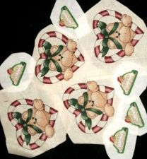 Buy Appliques sew on 21 cut out craft Appliques