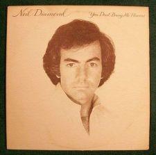 Buy NEIL DIAMOND ~ You Don't Bring Me Flowers 1978 Pop LP