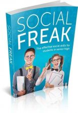 Buy Social Freak + 10 Free eBooks With Resell rights ( PDF format )