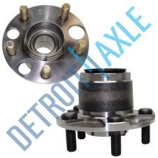 Buy Pair of 2 - NEW Rear Driver and Passenger Wheel Hub Bearing Assembly FWD w/o ABS