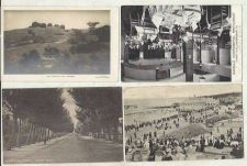Buy Job Lot 30 Vintage South Africa Postcards Victoria Falls Graaff Reinet Cape Town