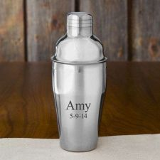Buy Personalized Cocktail Shaker (20 oz.) - Free Personalization