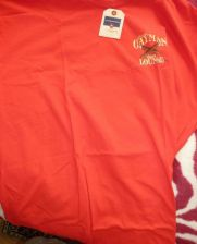Buy NWT MENS SADDLEBRED COTTON TEE XL GRAND CAYMAN CIGAR LOUNGE