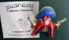 Buy Warner Brothers Loony Tunes Yosemite Sam Collector Figurine Cake Topper