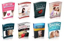 Buy 100 Dating & Relationship Ebooks With Master Resell Rights