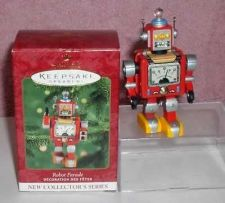 Buy Robot Parade sculpted by Nello by Hallmark Keepsake ornament