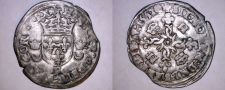 Buy 1552-F French Douzain Aux Crescent World Coin - France Henry II