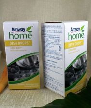 Buy 8pcs 2box Amway Cleaner Scrub Bud Home Dishdrop Stainless Steel Fiber Easy Clean