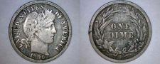 Buy 1900-O Barber Dime Silver