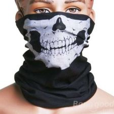Buy Lot of 2 Multipurpose Skull Seamless head wear USA Seller