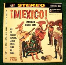 Buy !MEXICO! ~ MARIACHI MIGUEL DIAS / LP Mexico
