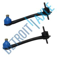Buy Pair of 2 NEW Rear Driver and Passenger Upper Control Arm & Ball Joint Assembly