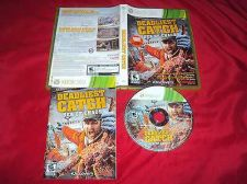 Buy DEADLIEST CATCH SEA OF CHAOS Xbox 360 DISC GOOD MANUAL ART & CASE NEAR MINT