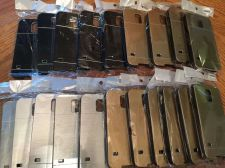 Buy 2x samsung galaxy S5/S4 Back/Side Cases - Metal Back USA Seller