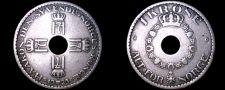 Buy 1925 Norwegian 1 Krone World Coin - Norway