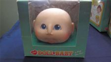 Buy Doll Baby head by Martha Nelson Thomas 3172 Bald New in Box