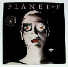 """Buy PLANET P PROJECT """" Planet P """" 1983 Prog Rock LP"""